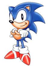 Sonic The Hedgehog (Nescube)