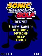 Sonic The Hedgehog Golf (320x240) S60v3