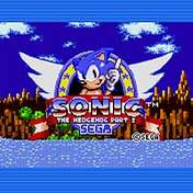 Sonic The Hedgehog,Part One (128x160)