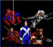 Spider-Man And The X-Men In Arcades Revenge (Multiscreen)