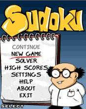 Download 'Sudoku (176x220)' to your phone