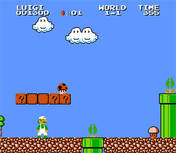 Download 'Super Mario - The Lost Level 2 (Multiscreen)' to your phone