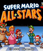 Super Mario Allstars (Multiscreen)(S60v3)