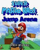 Download 'Super Mario Bros Jump Arena (128x160)' to your phone