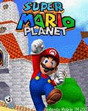 Download 'Super Mario Planet (128x160)' to your phone