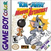 Tom & Jerry In Mouse Attacks! (MeBoy)