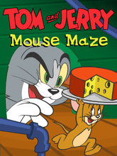Tom And Jerry Mouse Maze (320x240)