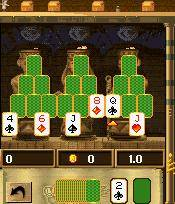 Download 'Tripeaks Solitaire (176x220)' to your phone