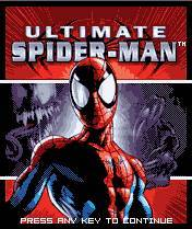 Ultimate Spiderman (240x320)