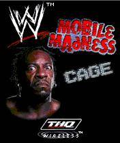 WWE Mobile Madness Cage (176x208)