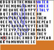 Wordsearch (Multiscreen)