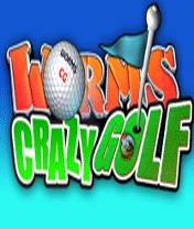 Worms Crazy Golf (240x320)