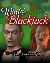 Game black jack 128x160