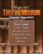 Hugo And The Evil Mirror Chapter 1 The Beaver Fort (Multiscreen)