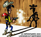 Lucky Luke - Desperado Train (MeBoy)