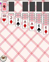 Download 'Mobile Classics Solitaire (176x220)' to your phone