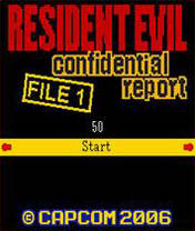 Resident Evil - Confidential Report File 1 (240x320)
