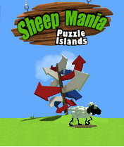 Sheep Mania - Puzzle Islands (320x240)