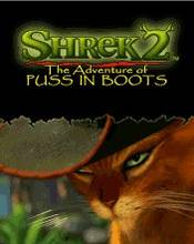 Shrek 2 - The Adventures Of Puss In Boots (176x220)