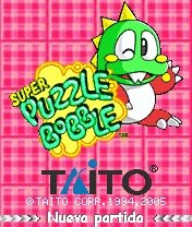 Download 'Super Puzzle Bobble (128x128)' to your phone