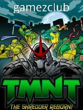 Download 'TMNT - The Shredder Reborn (128x160)' to your phone