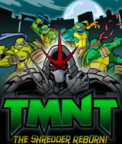 Download 'TMNT - The Shredder Reborn (240x320)' to your phone